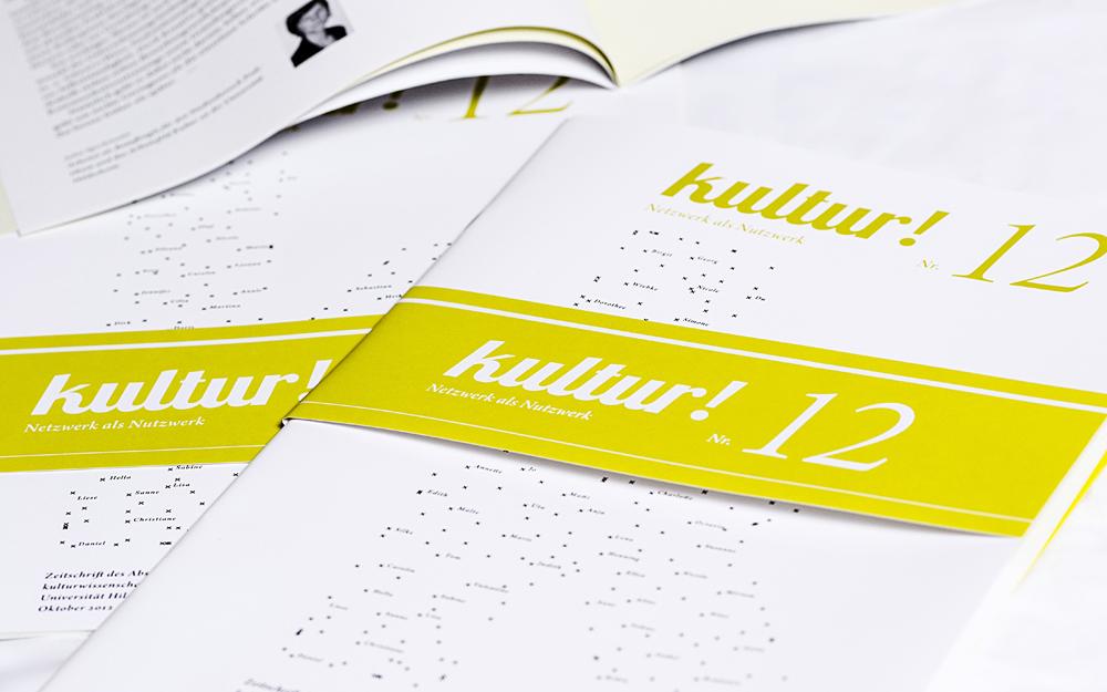 Magazin »kultur!«