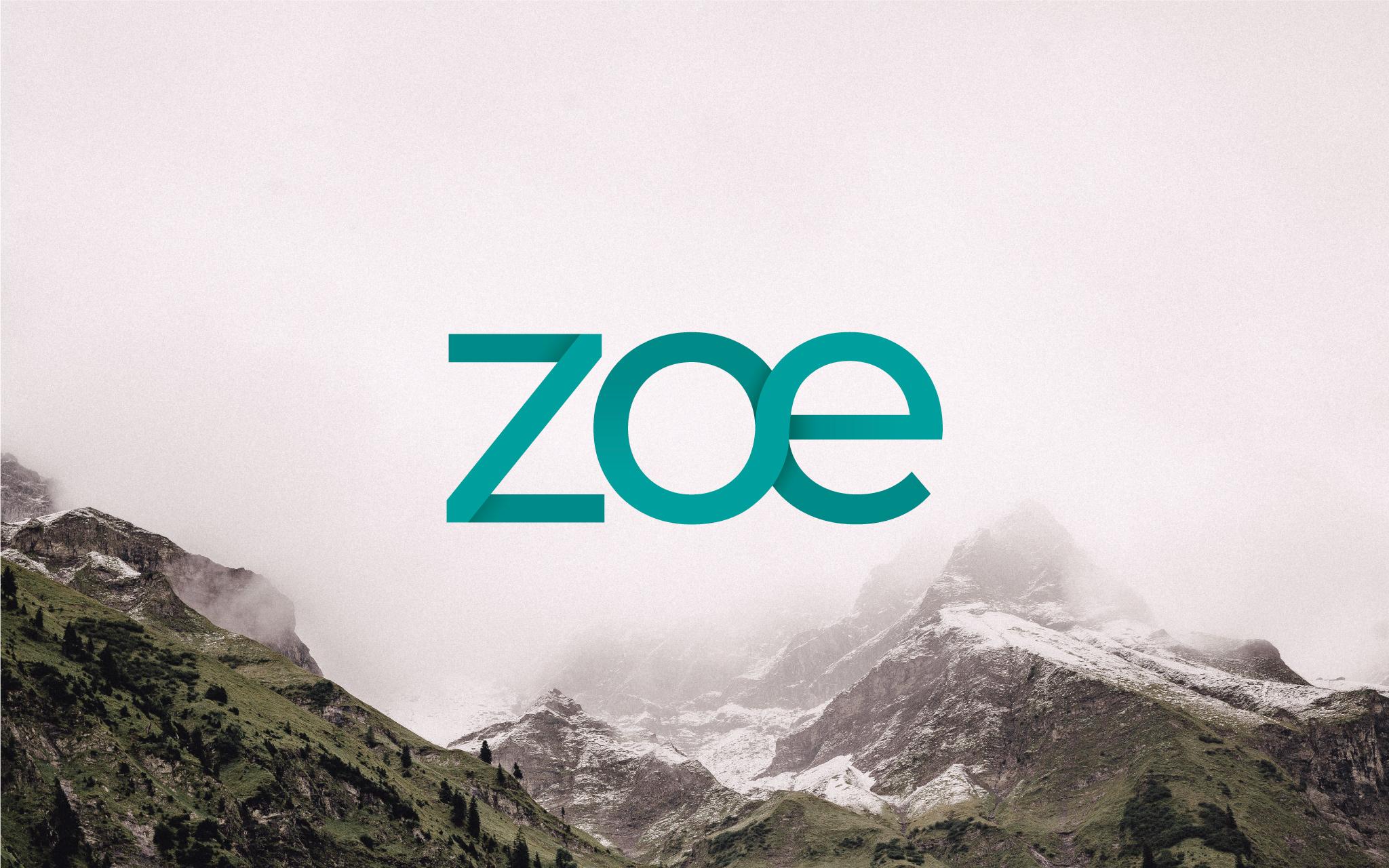 ZOE. Institut für zukunftsfähige Ökonomien – Corporate Design