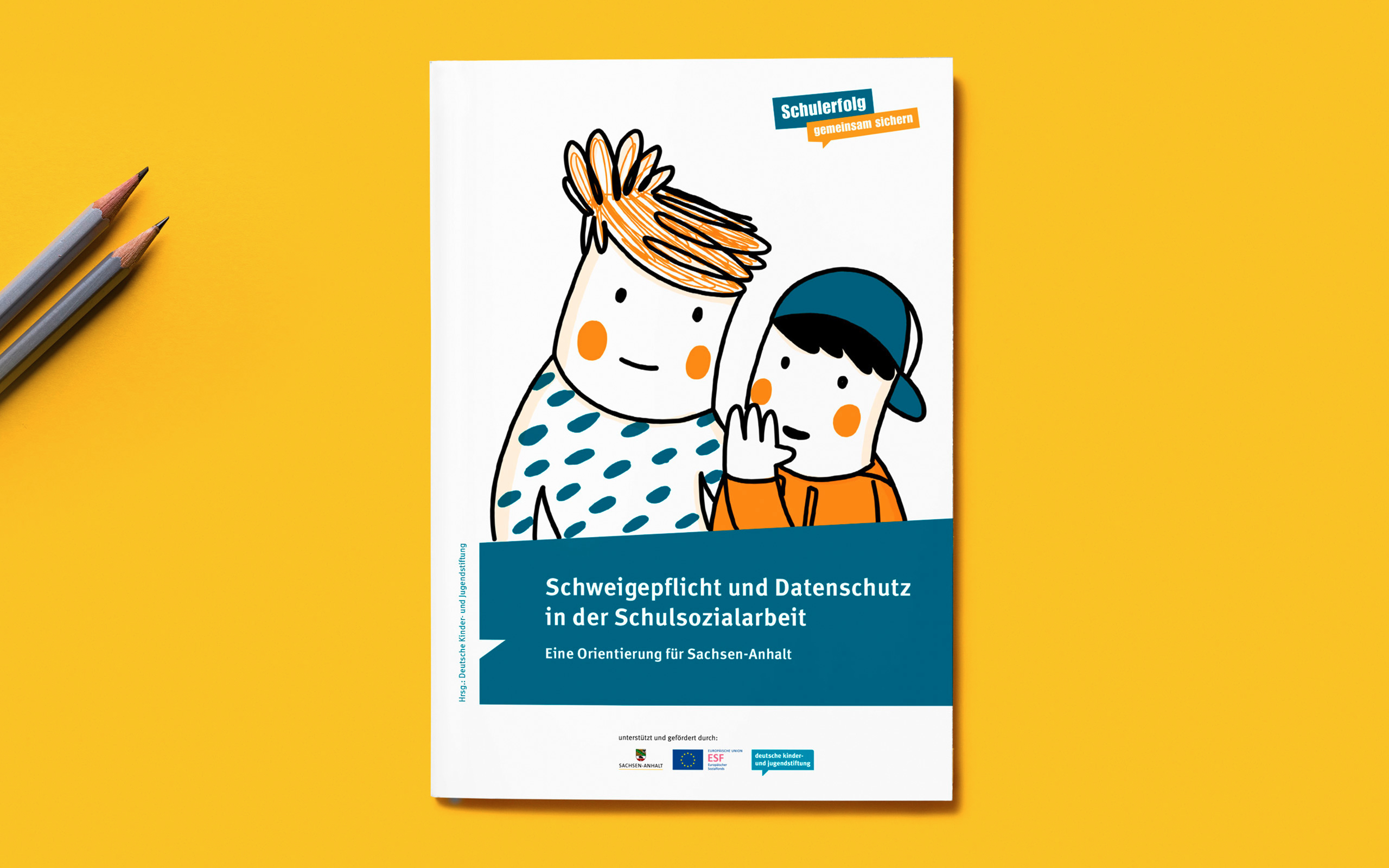 DKJS – Schweigepflicht und Datenschutz in der Schulsozialarbeit