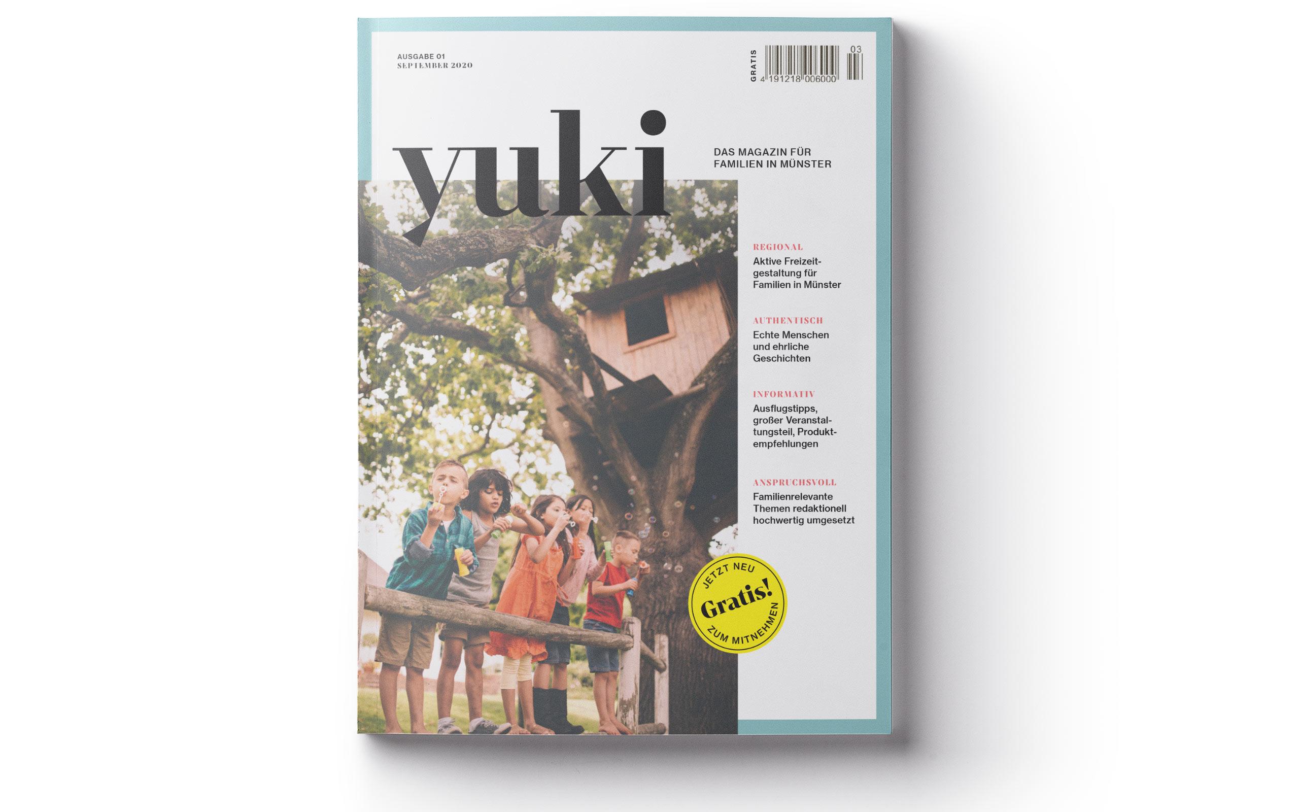 yuki Familienmagazin